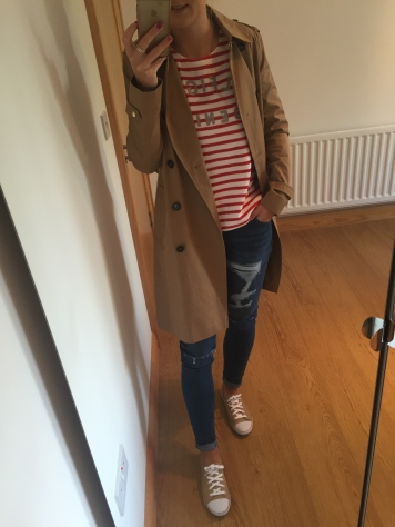 Shopping Outfit