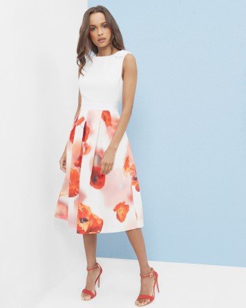 Ted Baker - Midi Poppy Dress