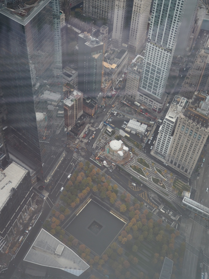 From the One World Trade Centre